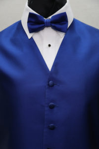 Aries Royal Blue with Bow