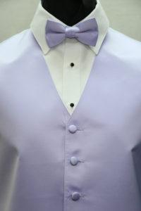 Zelente Lilac bow