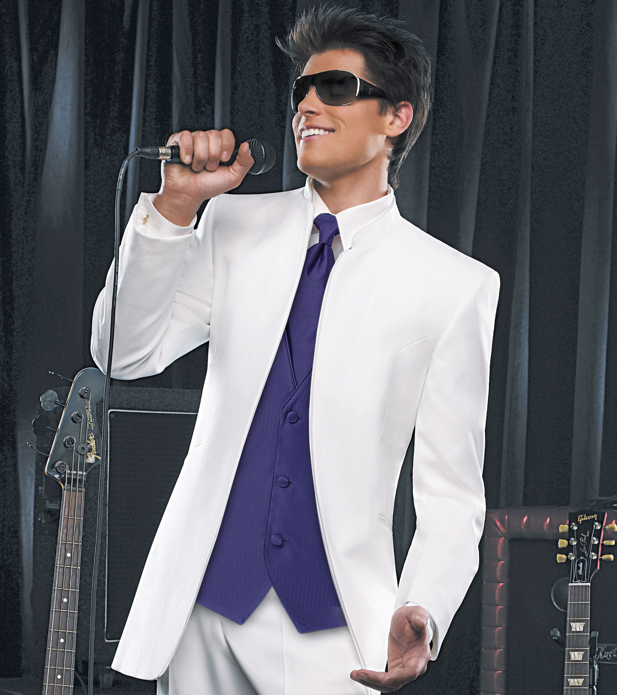 White Tuxedos - case for and against - Phoenix Tux Rental
