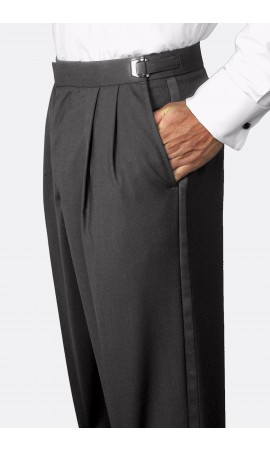 martin-black-poly-wool-pleated-tuxedo-pants